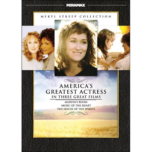 Meryl Streep Collection (The House of the Spirits / Music of the Heart / Marvin's ()