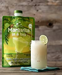 Add liquor & water shake, freeze & squeeze. All natural. Real citrus juices. Makes 16 servings (1/2 gal or about 2 lt). The Lt. Blender Story: On a lonely Caribbean island, a legend was born. Lieutenant Blender's story began as US par...