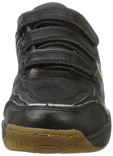 Conway 714975, Zapatillas Deportivas para Interior Unisex Adulto, Negro (Schwarz), 39 EU