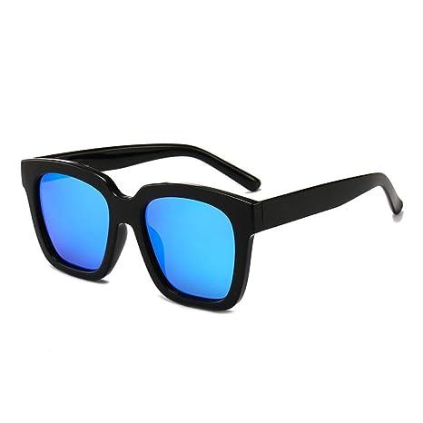 Yangjing-hl Gafas de Sol Coloridas Tendencia Gafas de Sol ...