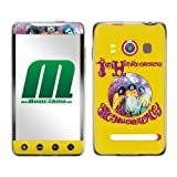 Zing Revolution MS-JIMI10132 Jimi Hendrix - Are You Experienced Cell Phone Cover Skin for HTC Evo 4G