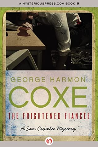 book cover of The Frightened Fiancee