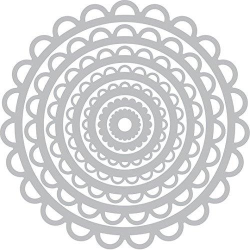 Sizzix Framelits Dies 560021 Circles Scallop