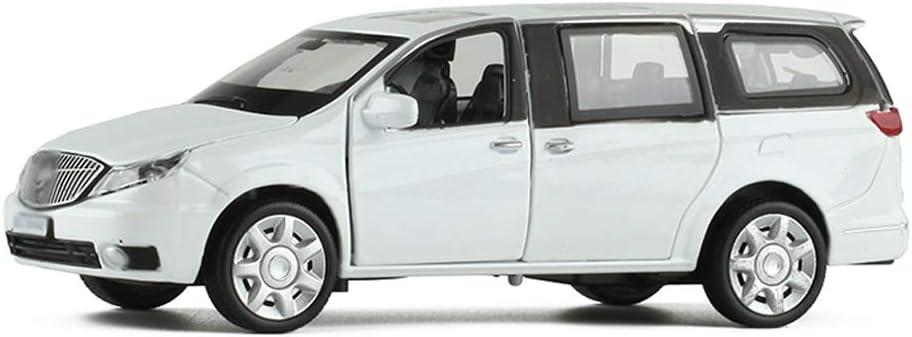Xolye 6 Puerta de negocios modelo de coche de aleación Tire hacia ...