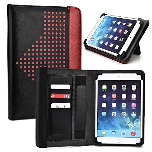 Itv Stand (Flame Red Universal Tablet Case 7