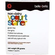 Belle + Bella Non Dairy Yogurt, Starter, 20 Gram