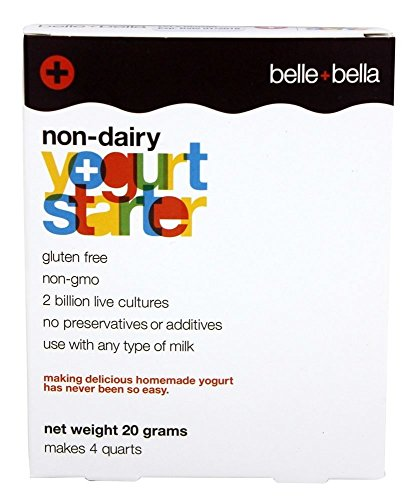 Milk Yogurt Coconut (Belle + Bella Non Dairy Yogurt, Starter)