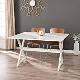 Convertible Coffee Table Dining Table Harper Blvd Mara Convertible Console to Dining Table - White