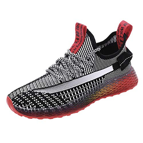 JJLIKER Women's Walking Shoes Casual Running Sneakers Ultra Lightweight Breathable Lace Up Fashion Tennis Shoes