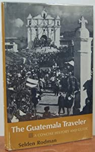 Hardcover The Guatemala Traveler Book