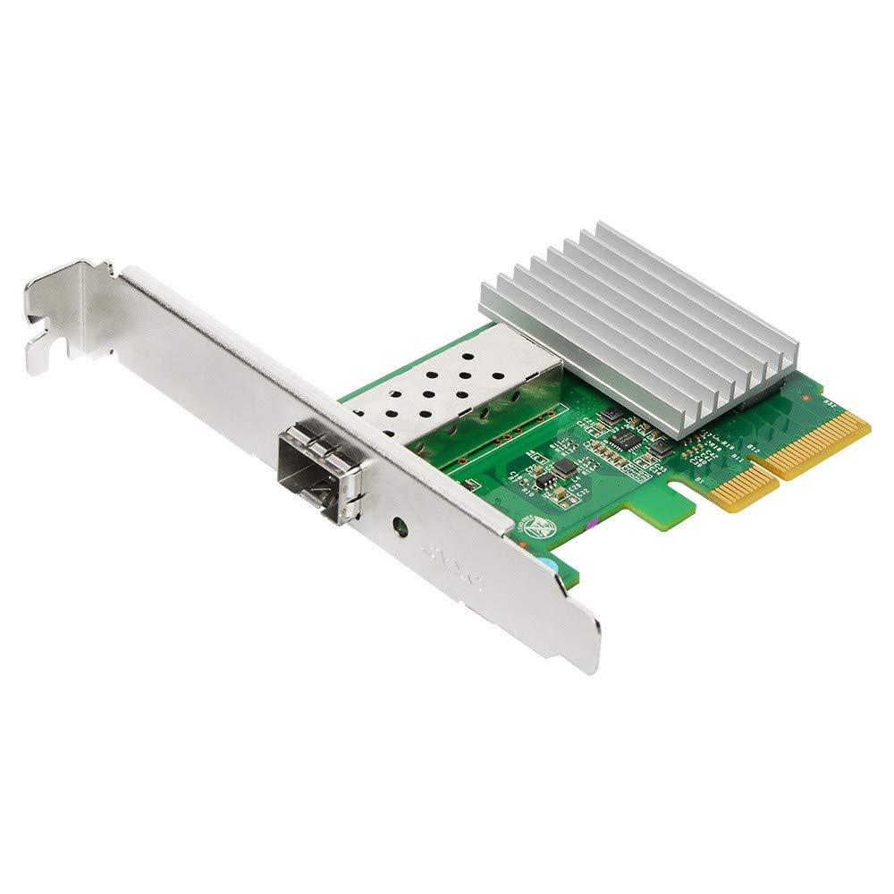 Edimax EN-9320SFP+ Adaptador y Tarjeta de Red Interno Fibra ...