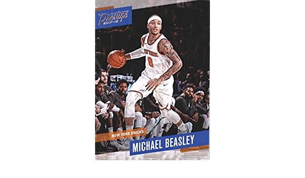 Amazon com: 2017-18 Panini Prestige #64 Michael Beasley New