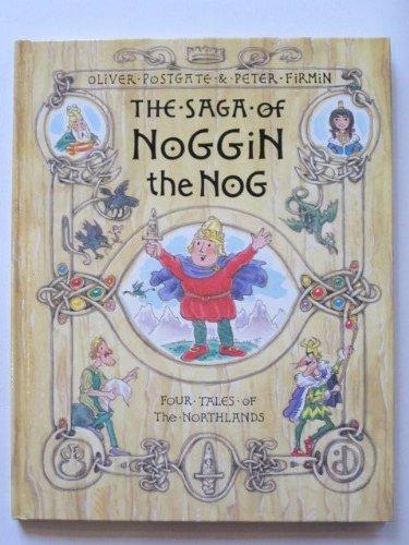 Book cover for The Saga of Noggin the Nog