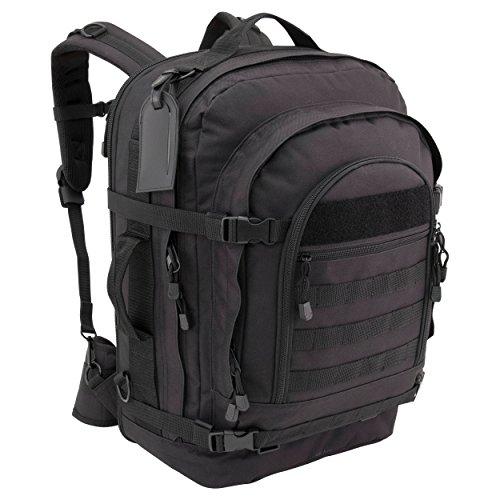 Mercury Luggage  Blaze Bugout Bag Backpack, Black (Mercury Luggage Bag)