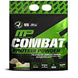 MusclePharm Combat Protein Powder – Essential blend of Whey, Isolate, Casein and Egg Protein with BCAA's and Glutamine for Recovery, Vanilla, 10 Pound For Sale