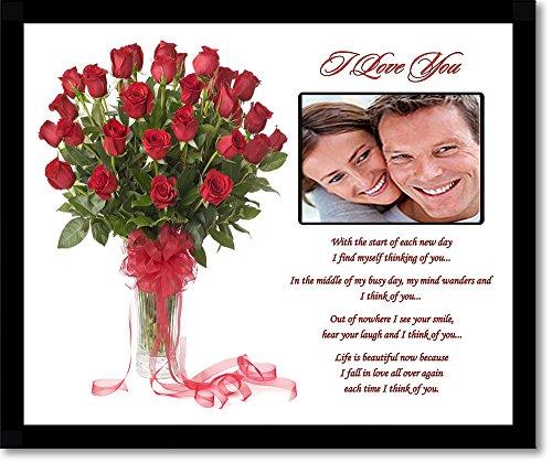 I Love You Gift for Wife, Husband, Girlfriend, Boyfriend ...