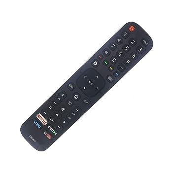 DEHA TV Remote Control for Hisense ERF6B11 Television