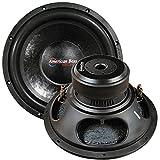 American Bass Usa XD 1544 1400 Watt Max Dual 4Ohm 15 Inch Subwoofer