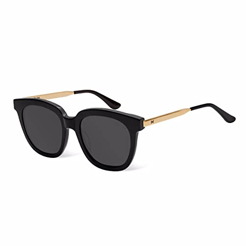 Monglam - Gafas de sol, Summer love black