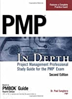 PMP in Depth: Project Management Professional Study Guide for the PMP Exam Front Cover