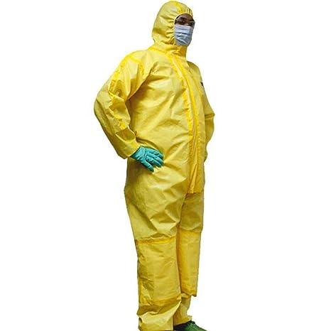 GZYF Ropa Protectora Ropa de protección química de Kaimais ...