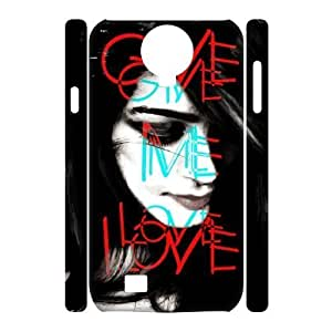 Give me love Design Unique Customized 3D Hard Case Cover Samsung Galaxy Note4, Give me loveSamsung Galaxy Note4 3D Cover Case