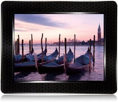 Digital 8inch Photo Frame Black
