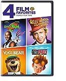 4 Film Favorites: Family Film Fun Time (4FF) (DVD)