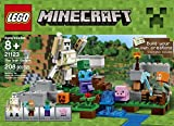 LEGO Minecraft The Iron Golem 21123