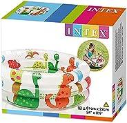 Piscina Dinossauro 28l Intex