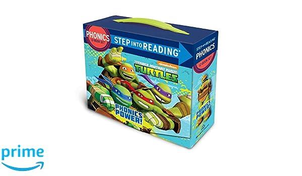 Phonics Power! Teenage Mutant Ninja Turtles Teenage Mutant ...
