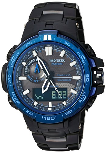 Casio Quartz Stainless Steel Titanium