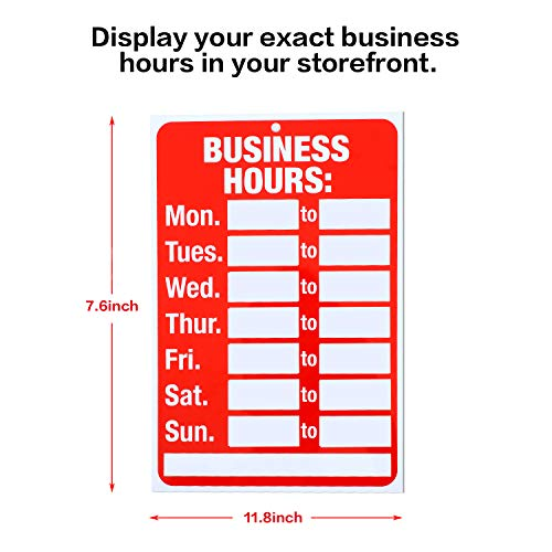 LED Open Sign,23x14inch Larger LED Business Sign,Advertisement Display Board Flashing & Steady Light Open Sign for Business, Walls, Window, Shop, Bar, Hotel by Datedirect (Image #6)