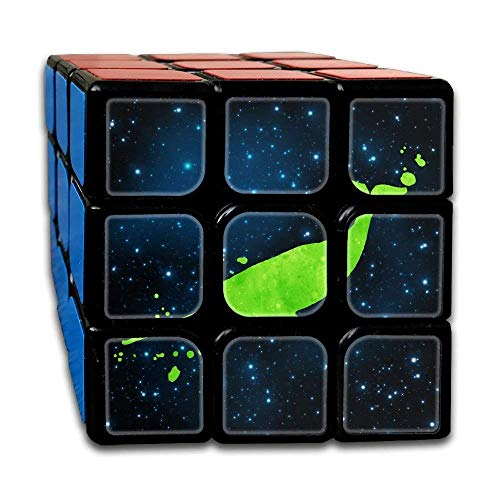 Narwhal Sea Life Watercolor 3x3 Smooth Speed Magic Rubiks Cube Puzzle Cube Puzzles -