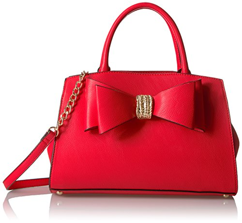 Betsey Johnson Oh Bow You Didn't (Betsey Johnson Handbags Red)