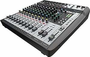 soundcraft Signature 12MTK–Mesa de mezclas con USB Recording