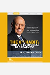 The 8th Habit (Live) Audible Audiobook