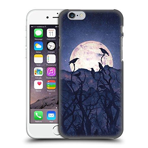Ufficiale Tracie Andrews Coro di Mezzanotte Paesaggi E Animali Cover Retro Rigida per Apple iPhone 6 / 6s