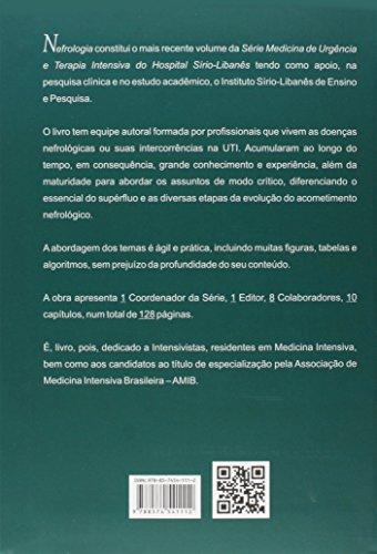 Nefrologia - Série Medicina de Urgência e Terapia Intensiva do Hospital Sírio-Libanês