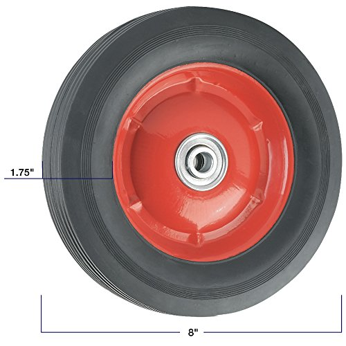 Replacement Wheel with Offset St...