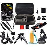 SportPRO Kit de accesorios 13-en-1 compatibles con GoPro SportPRO Eken y mas