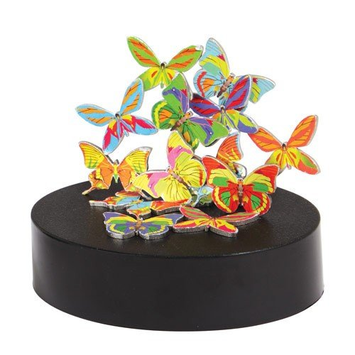 Magnetic Sculpture Butterflies Toy