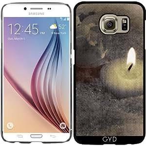 Funda para Samsung Galaxy S6 (SM-G920) - Vela Vendimia Luz by Marina Kuchenbecker