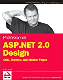 Professional ASP. NET 2. 0 Design, Jacob J. Sanford, 0470124482