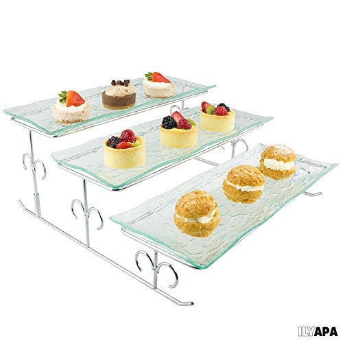 3 tier buffet server - 9