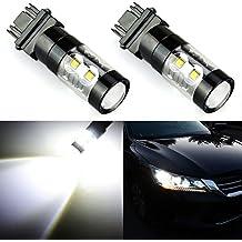 JDM ASTAR Extremely Bright Max 50W High Power 3056 3156 3057 3157 LED Bulbs ,Xenon White