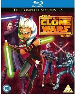 Star_Wars:_The_Clone_Wars [Reino Unido] [Blu-ray]: Amazon.es ...