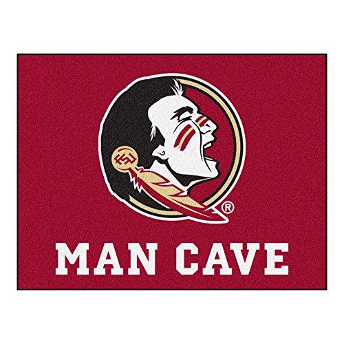 Florida State University Man Cave Area Rug (Starter)