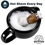 Savanna Shaving Scuttle Mug - Mens Shaving Bowl