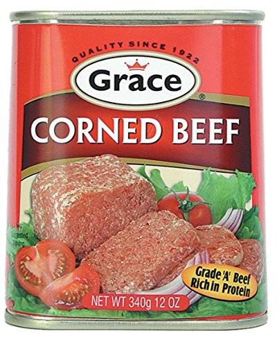 Grace Corned Beef 12 Pack x 12oz